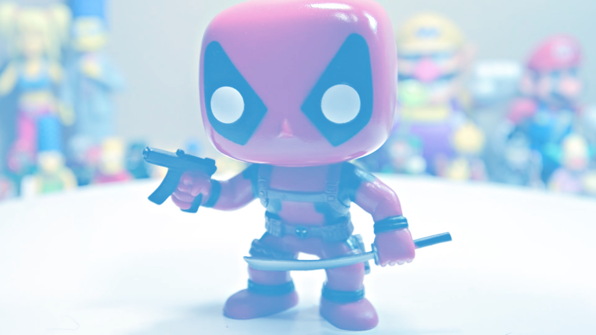 Why Funko Pops! are Creative Catalysts