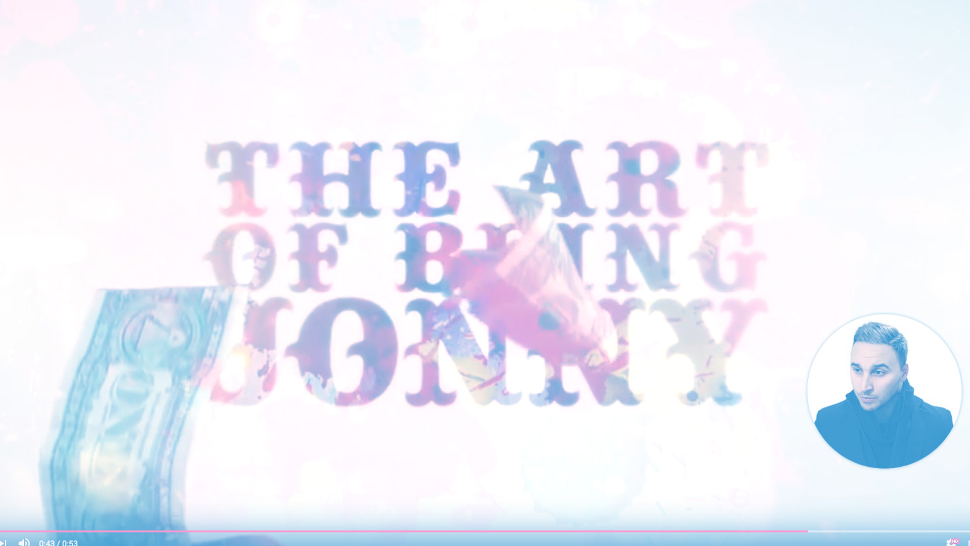 'The Art of Being Jonny' is now Available!