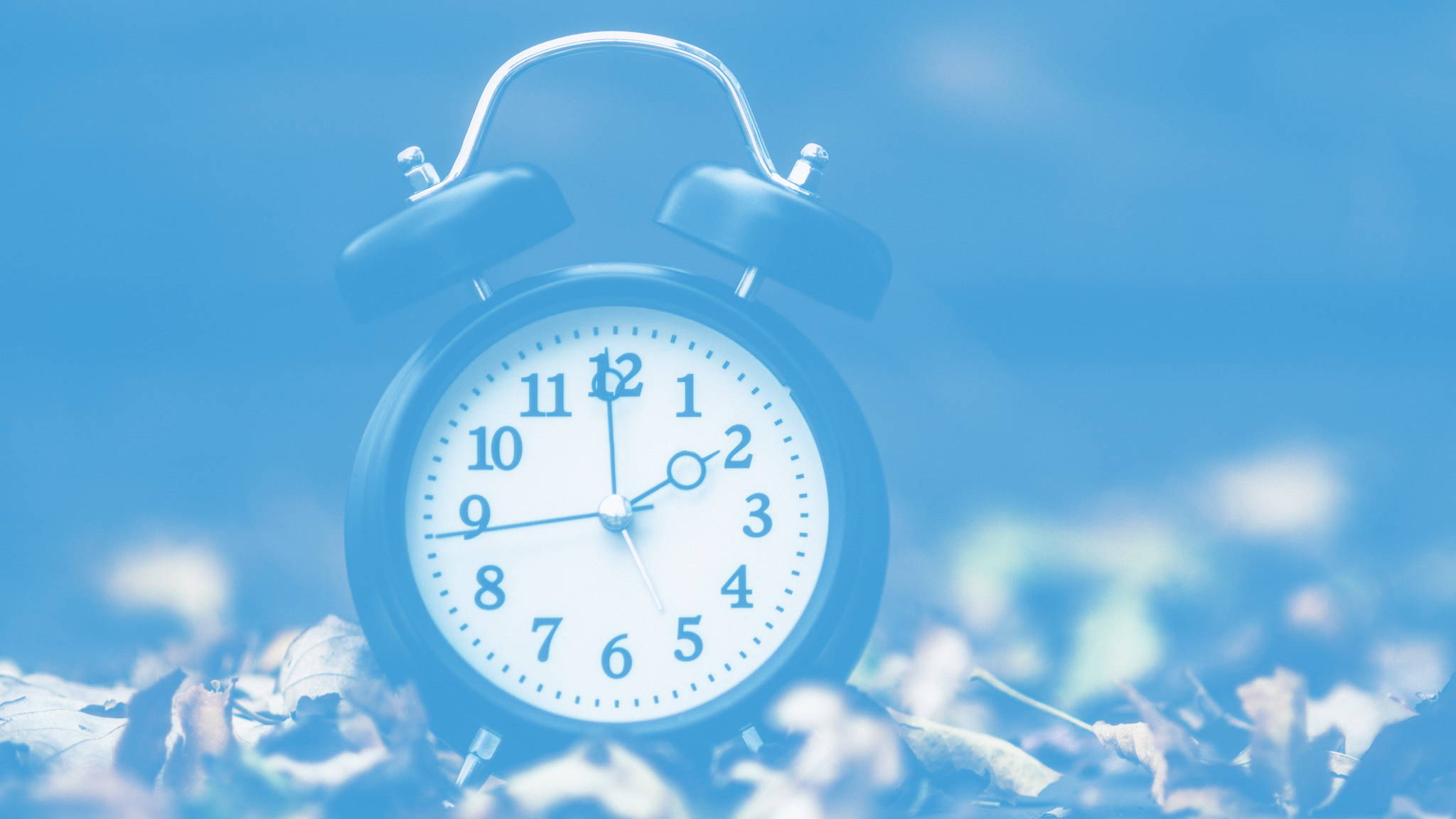 Time is limited – so how should we be spending it?